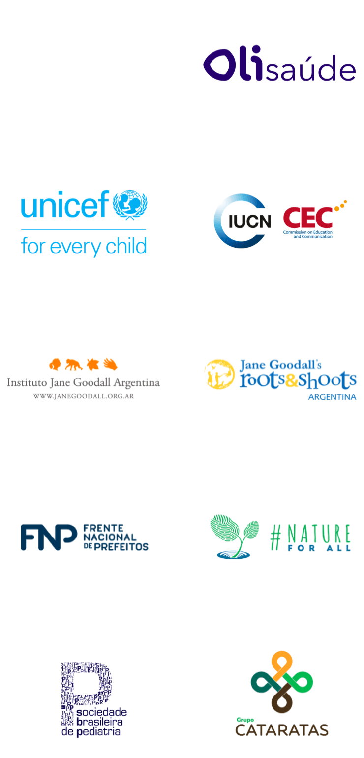 logos of partners that are part of the Impact Network