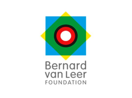 logo Fundação Bernard van Leer