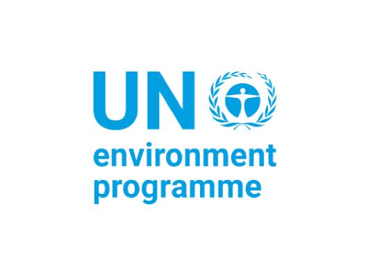 logo Programa das Nações Unidas para o Meio Ambiente - PNUMA